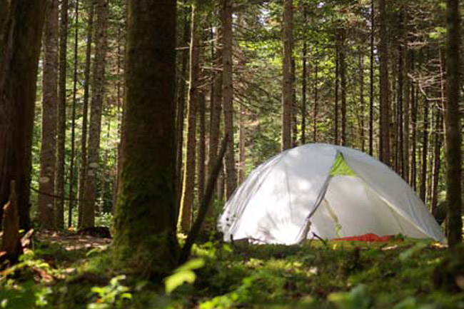 Forfait Canot-Camping